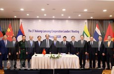 Leaders of countries involved speak highly of Mekong-Lancang Cooperation: Lao media