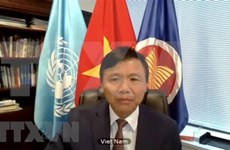 Vietnam calls for stronger cooperation against terrorism