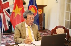 UK businesses seek cooperation opportunities in Vietnam
