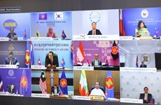 ASEAN, RoK hold 24th dialogue