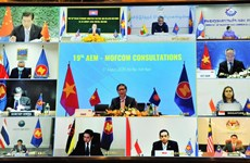 ASEAN, China boost trade links