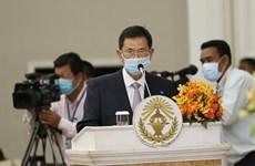 Vietnam-Cambodia border topographic maps to be sent to UN