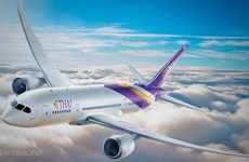 Thai Airways ready to carry foreign tourists