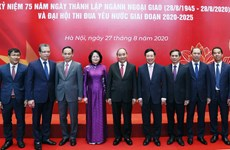 PM assigns five missions to diplomatic sector