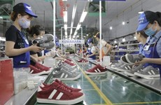 Footwear exports fall in many markets