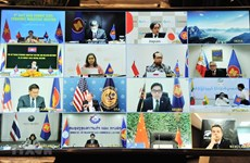 Meeting promotes ASEAN – East Asia economic cooperation