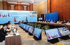 ASEAN, China laud bilateral trade-investment growth despite pandemic
