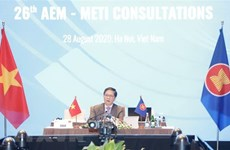 ASEAN, Japanese Economic Ministers seek measures to boost economic recovery