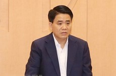 Chairman of Hanoi People's Committee prosecuted and detained