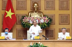 Sub-committee for socio-economic affairs of Party Congress convenes