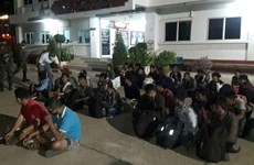 Thailand tightens border security to prevent COVID-19