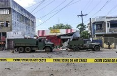 ASEAN Foreign Ministers condemn terrorist bombings in Philippines