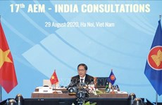 ASEAN, India seek ways to foster economic growth