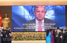 UN Secretary General congratulates Vietnam on National Day