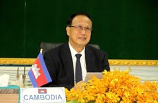 Cambodia backs use of digital technology