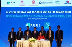 Conference promotes RoK investment in Quang Ninh
