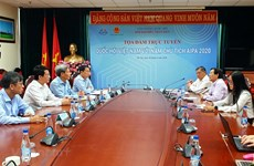 Vietnam works to promote role of AIPA
