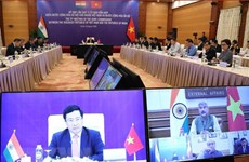 Indian newswire: India, Vietnam deepen relationship