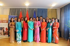 Vietnamese embassies mark anniversary of diplomatic sector, National Day