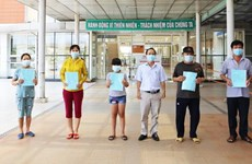 Vietnam confirms no new COVID-19 cases, 28 recoveries on September 1