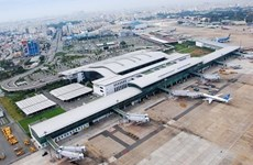 Runway upgrade at Tan Son Nhat airport to finish by year-end