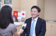 JICA proud to be part of Vietnam's development progress: Chief Representative