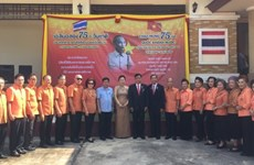 National Day marked in Thailand, Myanmar