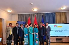 Activities mark Vietnam's National Day in Europe