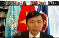 Vietnam Permanent Mission to UN marks National Day