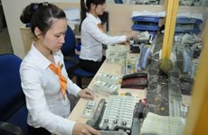Reference exchange rate up 8 VND on September 3