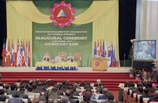 National Assembly contributing to AIPA's development