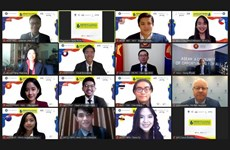 ASEAN Foundation Model ASEAN Meeting held virtually