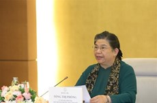 NA Vice Chairwoman meets diplomats of ASEAN countries, AIPA observers