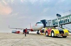 Vietjet kicks off self-handling ground operations