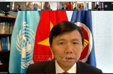 Vietnam's Permanent Mission to UN marks 75th National Day with virtual ceremony
