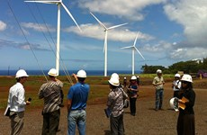 Indonesia, Australia cooperate on green energy development