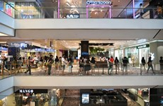 Singapore's retail sales continue improving
