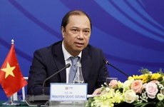 Deputy FM talks agenda for 53rd ASEAN Foreign Ministers' Meeting