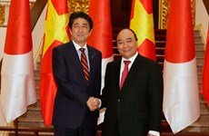 New Japanese gov't likely to continue Abe's diplomatic policy for Vietnam: JETRO economist