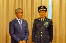 Malaysia, China enhance bilateral cooperation