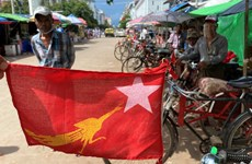 Myanmar's election race kicks off