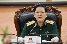Vietnam, Cambodia enhance effectiveness of defence cooperation mechanism