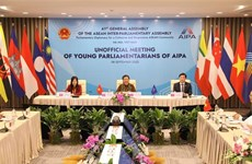 Role of young parliamentarians highlighted within AIPA 41's framework