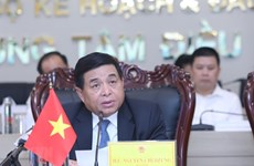 Teleconference gears investors to success in Vietnam