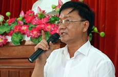 Former Chairman of Quang Ngai People's Committee given warning