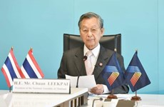 Thai top legislator believes in success of AIPA-41 under host of Vietnam