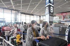 More than 350 Vietnamese citizens in Japan repatriated