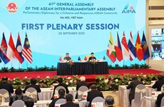 Important issues on table during AIPA 41's second working day