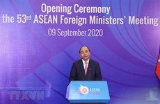 Remarks by PM Nguyen Xuan Phuc at AMM-53 opening ceremony