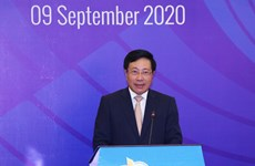 Speech by Deputy PM, Foreign Minister Pham Binh Minh at AMM-53 opening session